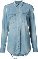 Ksubi denim shirt - women - Cotton - M