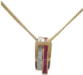Guy Laroche Gold Yellow gold Necklaces