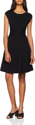French Connection Women's Katie Crepe Knits LACE UP DRSS Dress