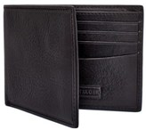 Trafalgar Men's 'Hawthorne' Wallet - Black