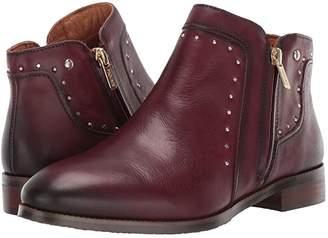 PIKOLINOS Royal W4D-8514 (Black) Women's Boots