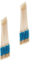 New York & Co. Beaded Chain-Link Drop Earring