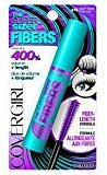 Cover Girl The Super Sizer Fibers Mascara Black Brown 810, .4 oz