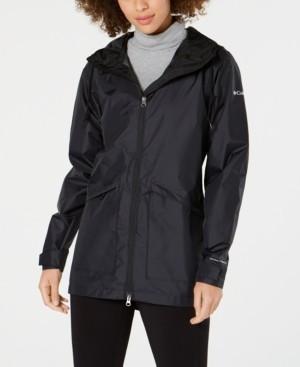 Columbia Women's Arcadia Omni-Tech Water-Repellent Hooded Jacket