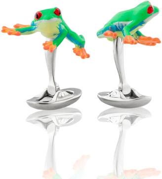 Fils Unique Frogs Cufflinks