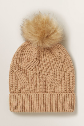 Seed Heritage Cable Knit Beanie