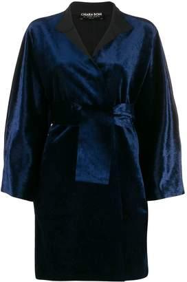 Chiara Boni Le Petite Robe Di Livia belted coat