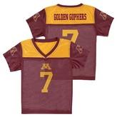NCAA Minnesota Golden Gophers Toddler Jersey