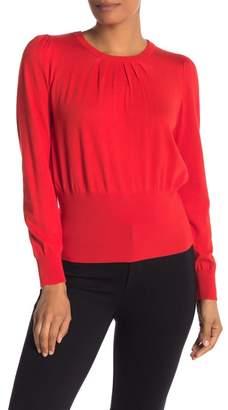 Vince Camuto Puffed Sleeve Sweater