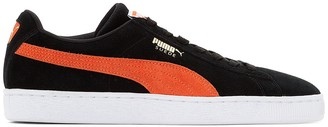 Puma Suede Classic 2 Leather Lace-Up Trainers