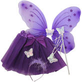 Candy Bows Princess Fairy Set Turquoise