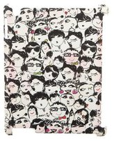 Lanvin Printed iPad Case
