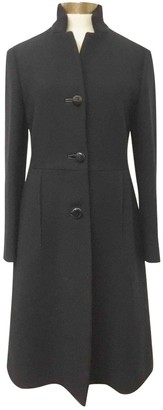 Marni Black Wool Coat for Women
