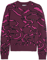 Opening Ceremony Jacquard-knit sweater