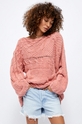 Free People Against The Tide Sweater