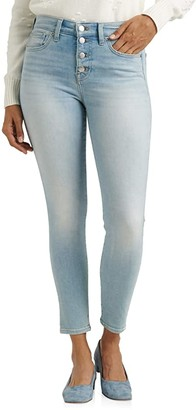 Lucky Brand Mid-Rise Ava Skinny Jeans in Chester (Chester) Women's Jeans