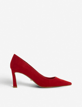 Dune Angel suede courts