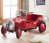 Pottery Barn Kids Firetruck Pedal Car