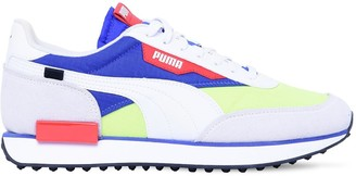 Puma Select Future Rider Game On Sneakers