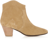 Etoile Isabel Marant Dicker 55m suede ankle boots