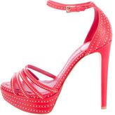 Christian Dior Bracelet Platform Sandals