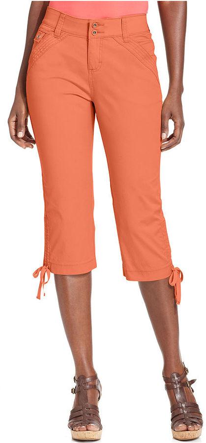 Helena Lee Platinum Pants, Capris Cropped
