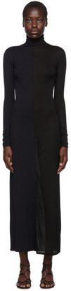 Markoo Black The Half/Half Dress