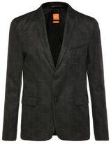 Hugo Boss Bilkes Slim Fit, Glen Plaid Sport Coat 38R Black