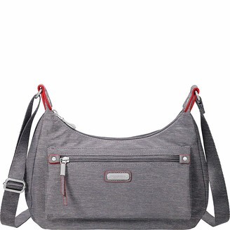 Baggallini Women's New Classic Out and About Bagg with RFID Phone Wristlet