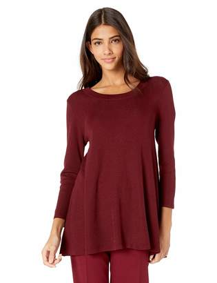 Anne Klein Women's HIGH Low Sweater TOP