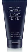 Davidoff Cool Water for Men Night Dive Shower Gel (150ml)