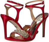Badgley Mischka Hailey High Heels