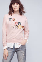 Anthropologie Tomorrow Sweatshirt