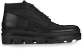 Balenciaga Heavy-welt Leather Boots
