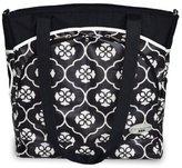 JJ Cole Mode Diaper Bag, Black Floret by