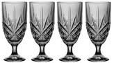 Godinger Dublin Midnight Ice Beverage Glasses (Set of 4)