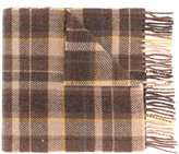 A.P.C. plaid scarf