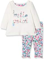 Joules Baby Girls' Poppy Clothing Set,(Manufacturer Size: 18-24)
