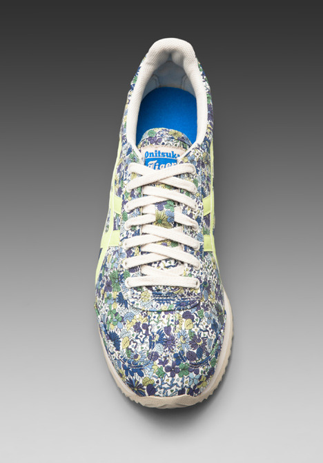Onitsuka Tiger by Asics LIBERTY ART California 78 in Pebble/Lime