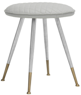 Safavieh Brinley Stainless Steel Stool