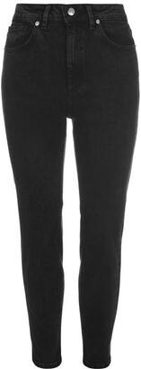NA-KD High Rise Skinny Fit Jeans