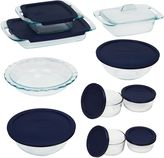 Pyrex 19-Piece Glass Bake and Store Set