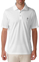 Adidas Ashworth EZ Tech 2 Interlock Solid Golf Shirt