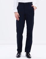 Armani Collezioni Seersucker Pants