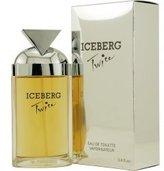 Iceberg Twice for Women 100 Ml Eau De Toilette Spray, 3.4 Ounce by