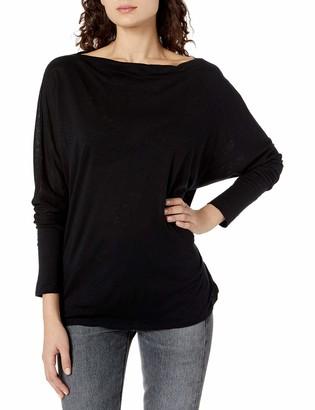 Velvet by Graham & Spencer Women's Beatrisa lux slub Shirt