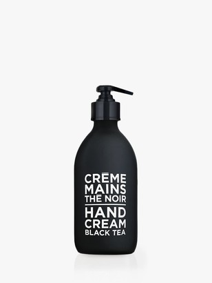 Compagnie de Provence Hand Cream, Black Tea, 300ml