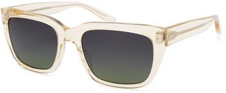 Barton Perreira Men's Vesuvio Champagne Poison Ivy Polarized Sunglasses