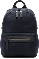 Lanvin Cotton Gabardine Backpack