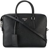 Prada classic briefcase